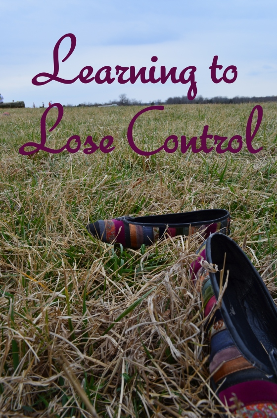 Learning to Lose Control