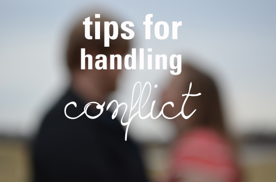 Tips for handling conflict